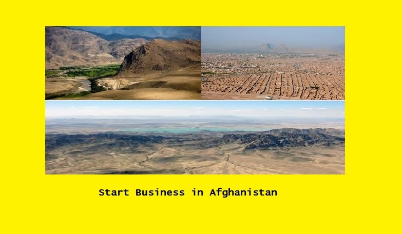 Afghanistan Foreign Company Registration