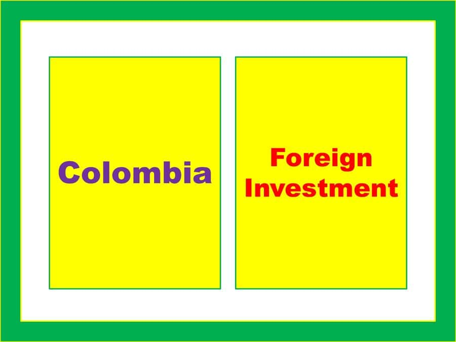 Colombia Foreign Company Registration