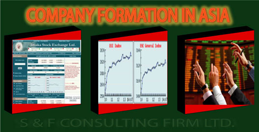 Asia-Foreign Company Registration-Formation