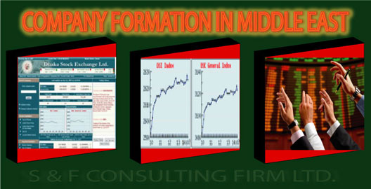 Middle East-Foreign Company Registration-Formation