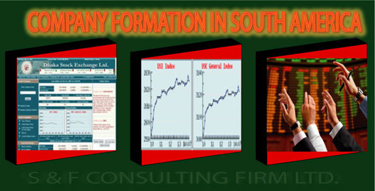 South America-Foreign Company Registration