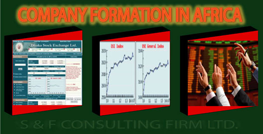Africa-Foreign Company Formation