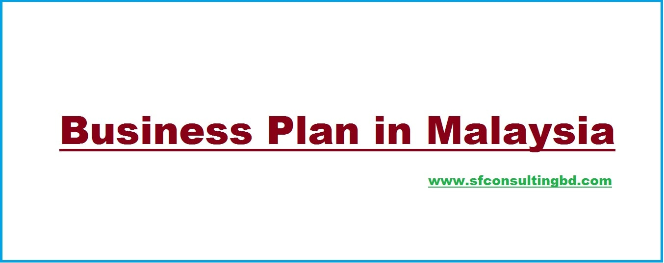 Sample business plan in malaysia