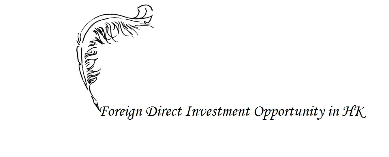 Foreign Direct Investment opportunity in Hong Kong