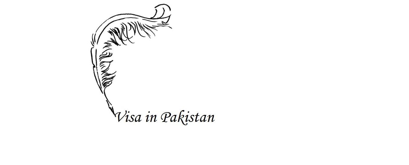 Types of visa in Pakistan