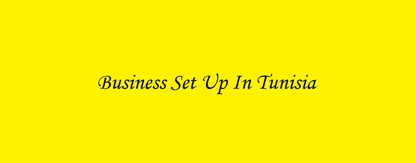 Advantage to setting up business in Tunisia