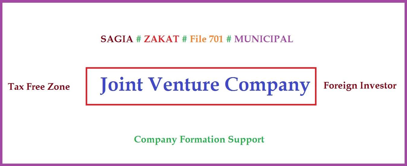 Joint Venture Company Registration Process Saudi Arabia