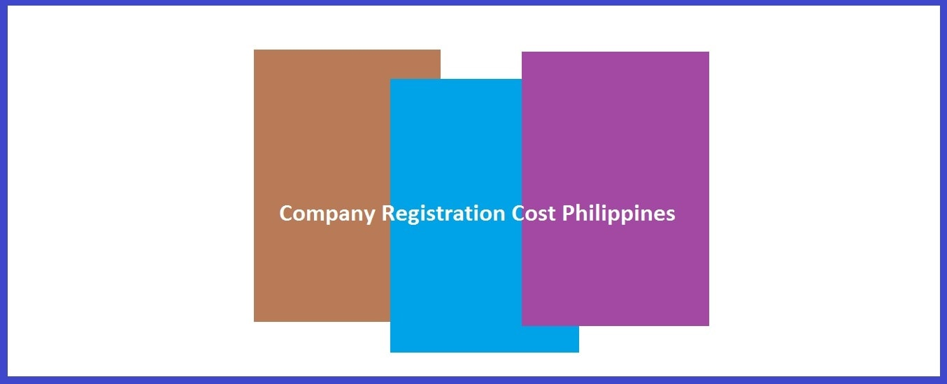 Company registration fees in Philippines