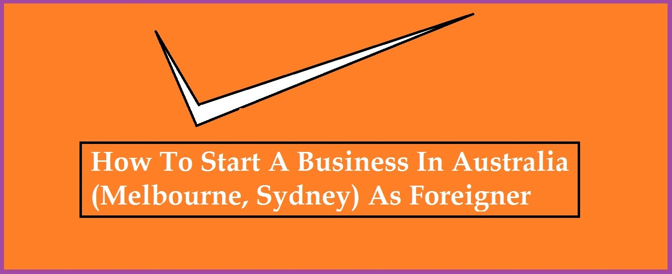 How to start a business in Australia