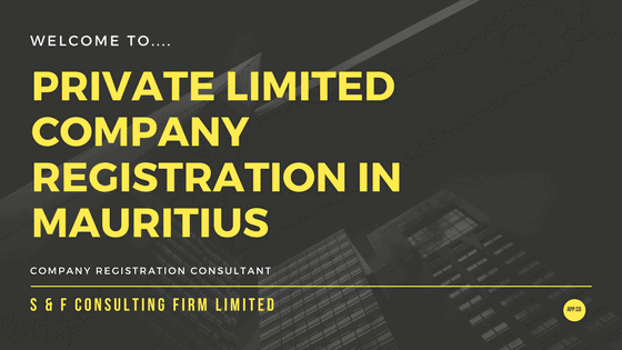 Private Limited company registration in Mauritius