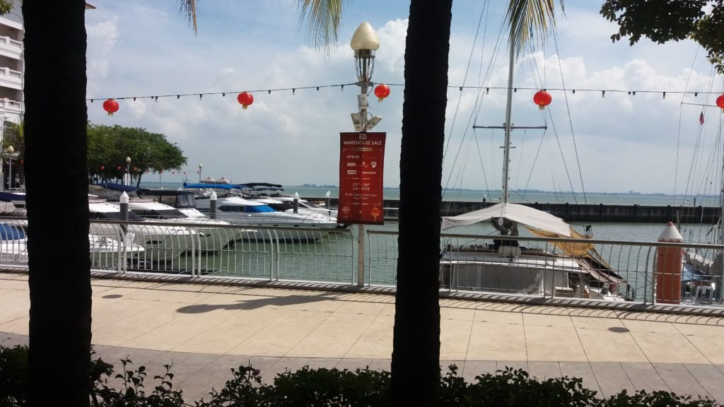 Export import business set up Penang