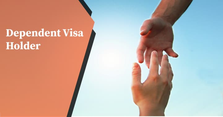 Dependent-visa
