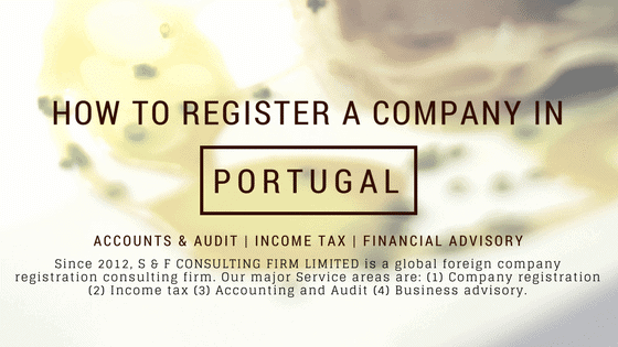 register a company in Portugal