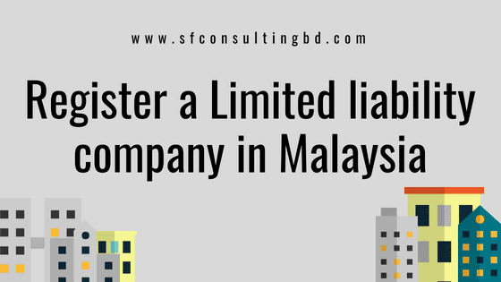 Limited liability company in Malaysia