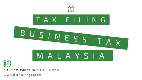 Business tax Malaysia