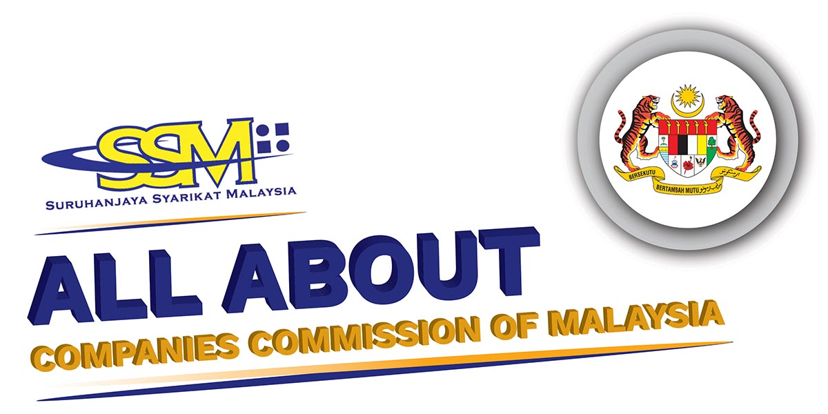 Companies Commission of Malaysia - All about SSM