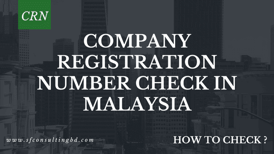 Things you must know when searching company registration number in Malaysia