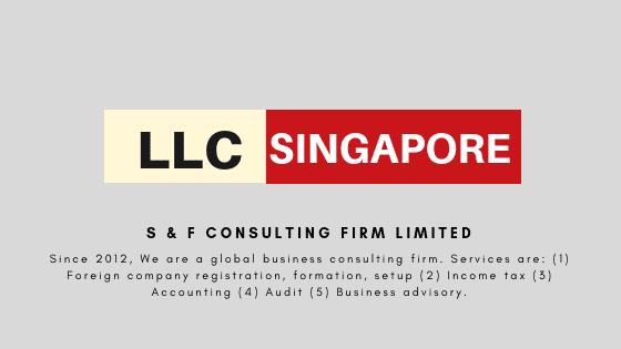 Limited liability Company Singapore