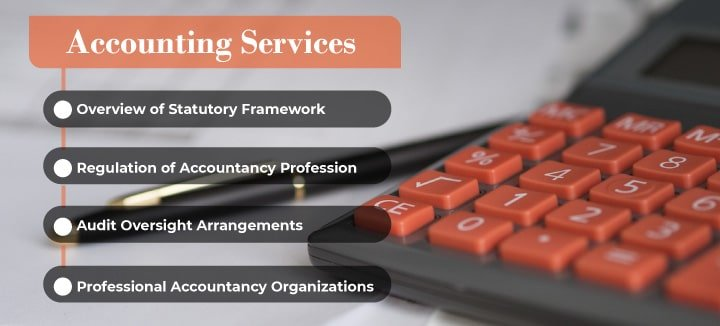 Accounting system, act, law, process in Mauritius