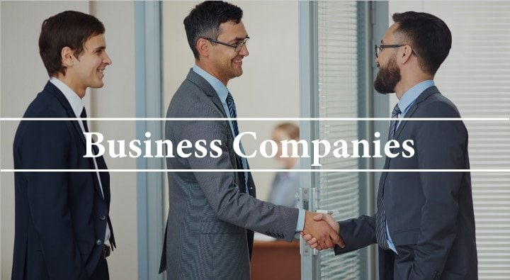 Business Companies in Sri Lanka
