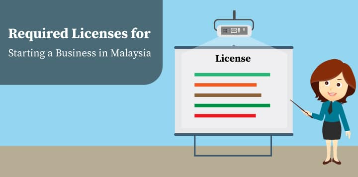 Business license in Malaysia