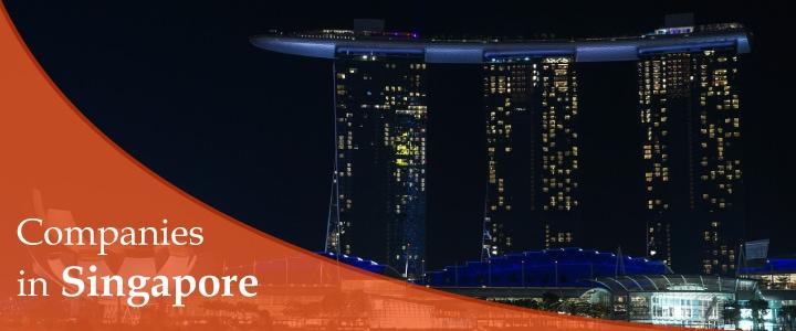 Companies in Singapore