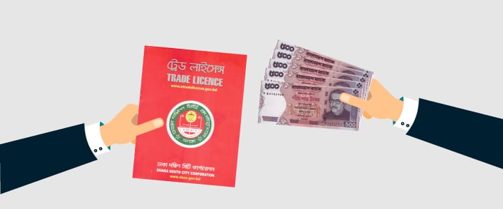 Cost of Trade License in Bangladesh