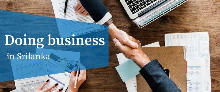 Doing Business in Sri Lanka