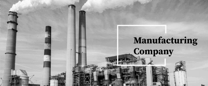 Manufacturing company in Malaysia