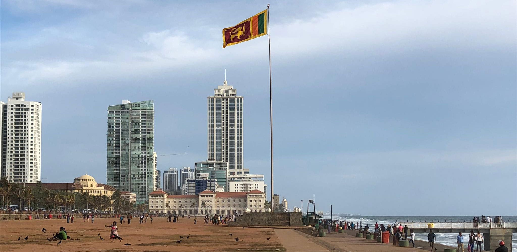 Office Space Rent Gale Face Colombo, Sri Lanka