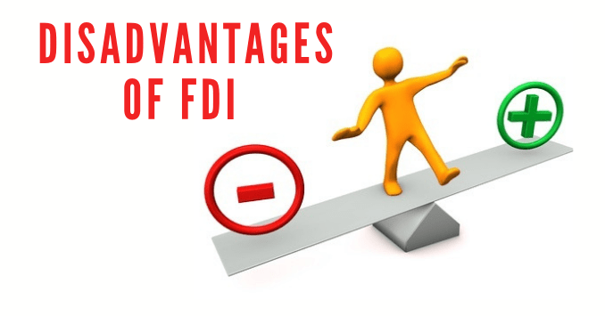 disadvantages of fdi Sri Lanka