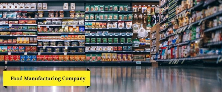 food manufacturing company in Sri Lanka