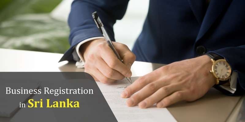 Business registration Sri Lanka