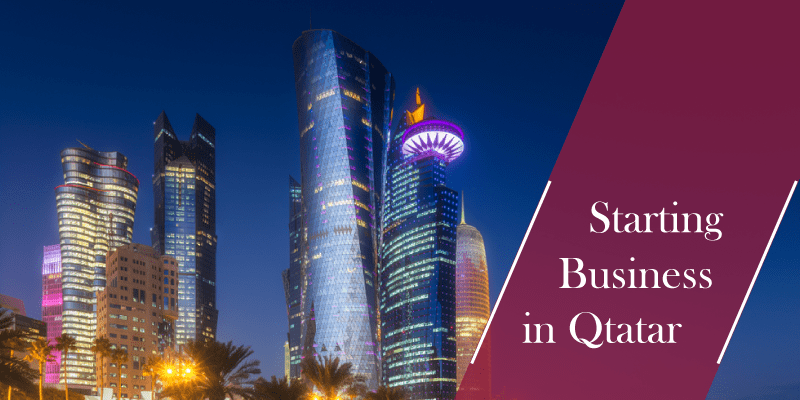 Starting a business in Qatar