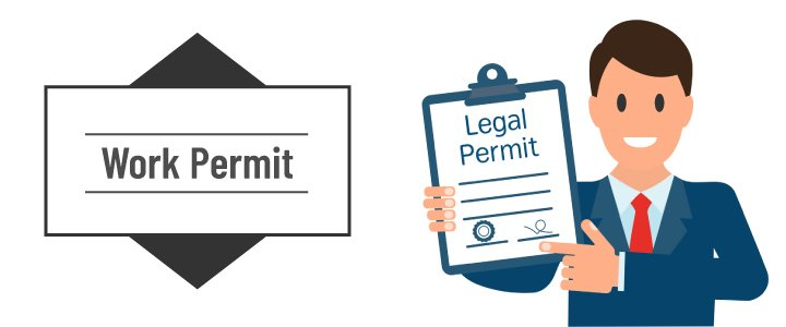 Work Permit requirement in Sri Lanka
