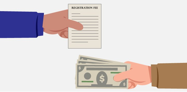 New company registration fees in Sri Lanka
