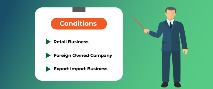 Condition for Incorporating Business in Sri Lanka