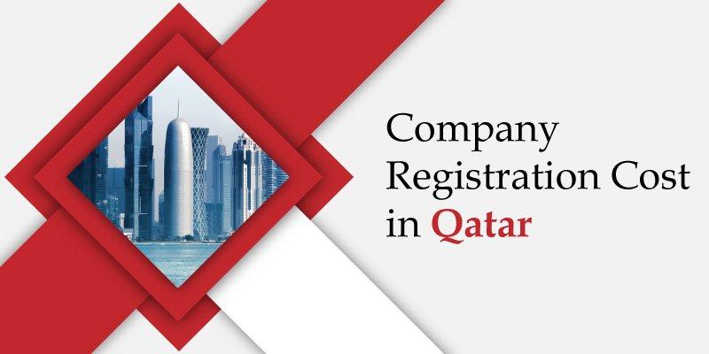 Company registration fees in Qatar