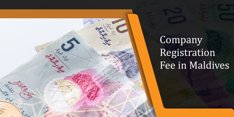 Company registration fee Maldives