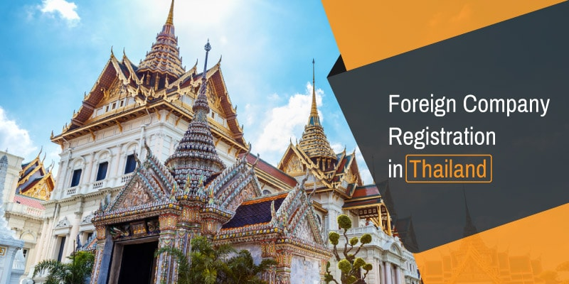 Company Registration in Thailand for Foreign