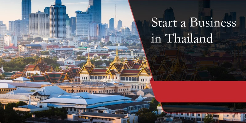 How to start a business in Thailand