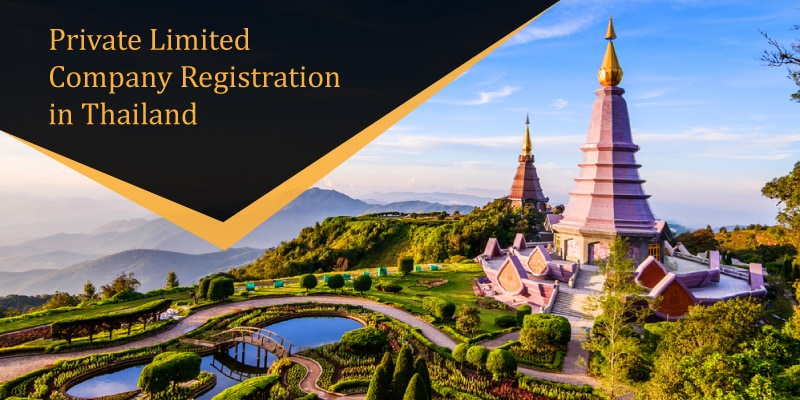 Private Limited Company in Thailand