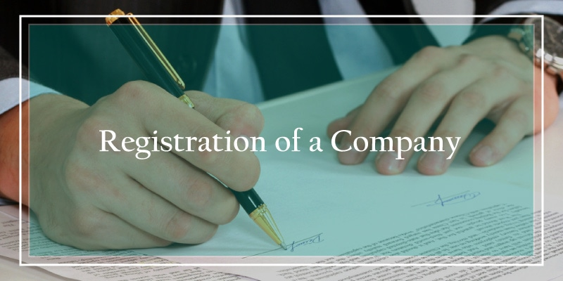 Company Registration Fee: