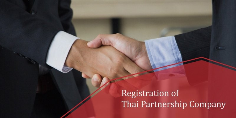 Registration of Thai Partnership Company