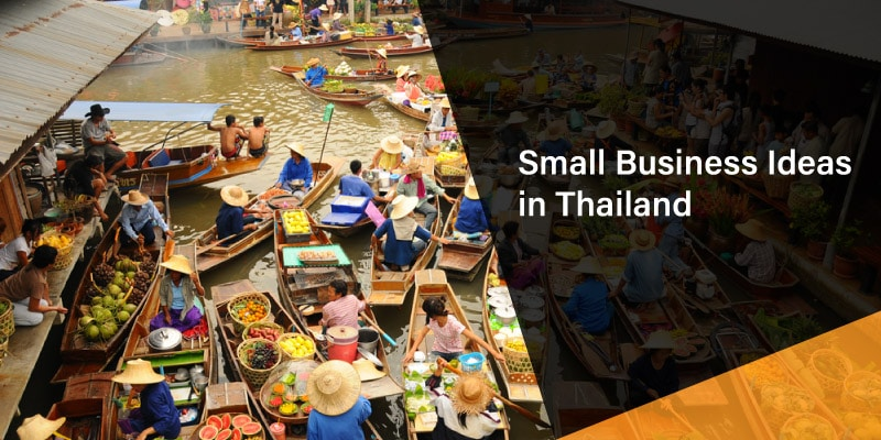 Small Business Ideas in Thailand