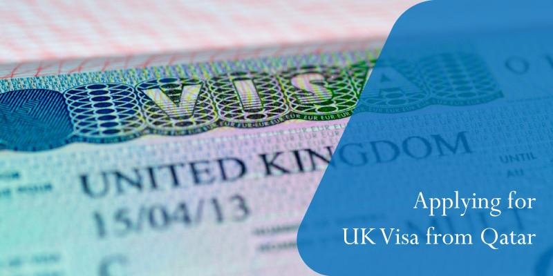 Applying for a UK Visa from Qatar