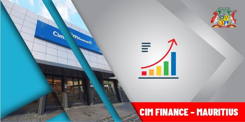 CIM finance Mauritius