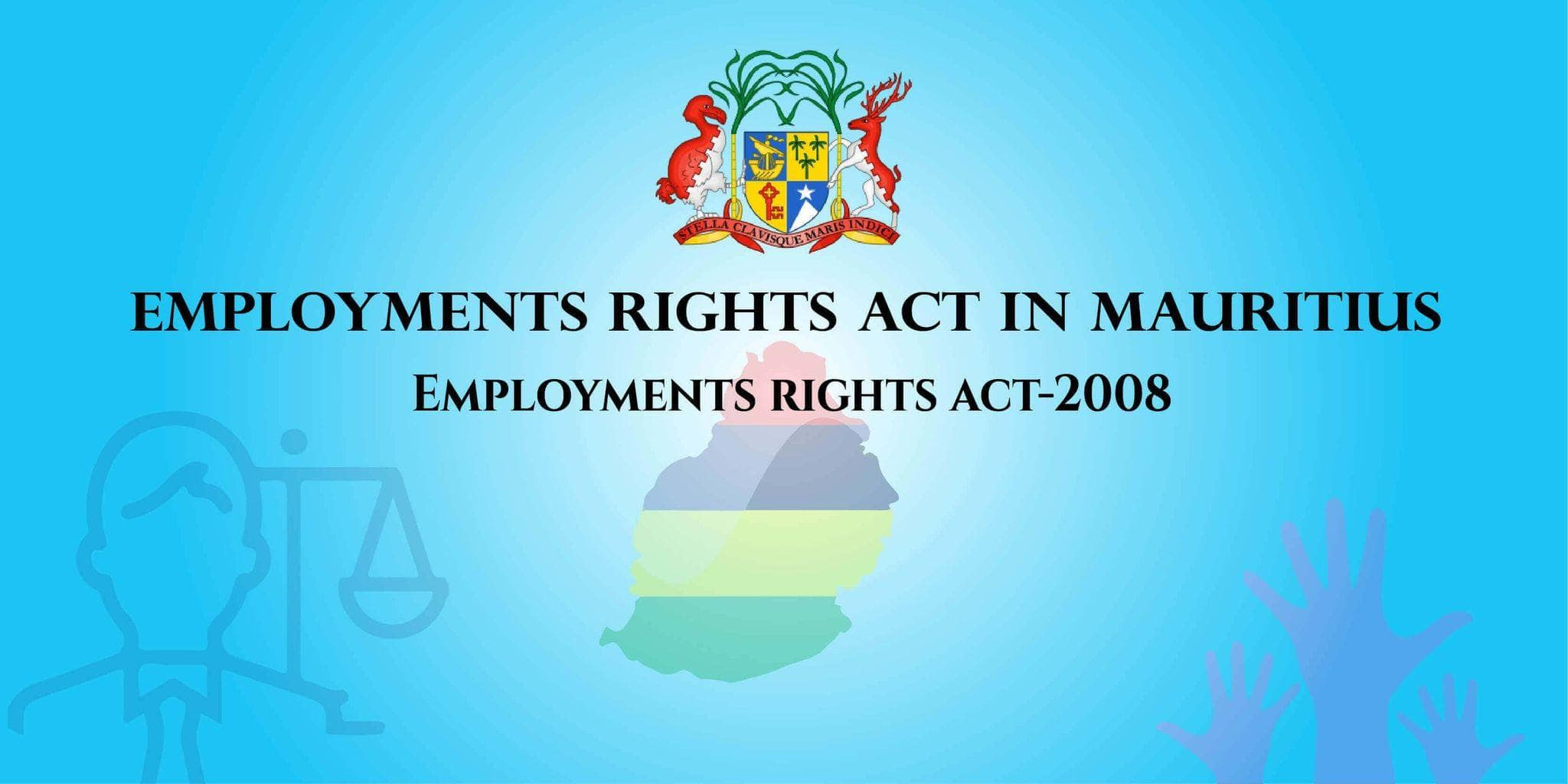Employments rights act in Mauritius