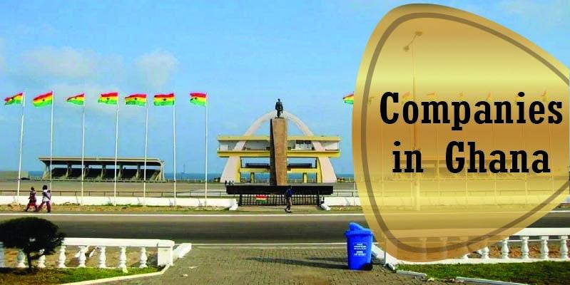 Companies in Ghana