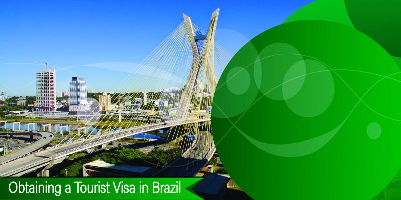 Obtaining a tourist Visa to Brazil